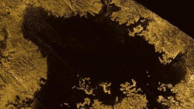 NASA: Luna de Saturno también tiene nivel del mar como la Tierra