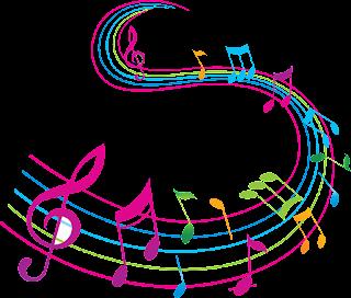 Resultado de imagen para IMAGENES MUSICA FONDO TRANSPARENTE
