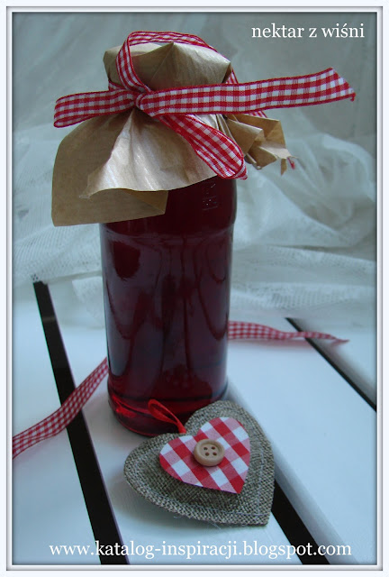 sok z wiśni