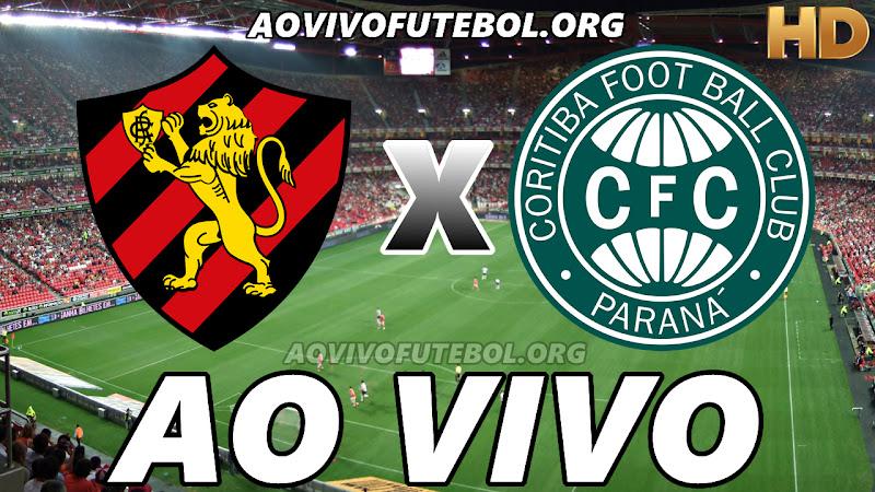 Assistir Sport vs Coritiba Ao Vivo HD