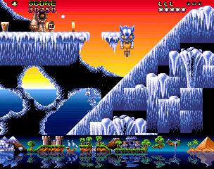 Fire and Ice (Amiga)