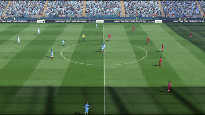 PES 2017 Frost Pitch AIO Update by PES AA