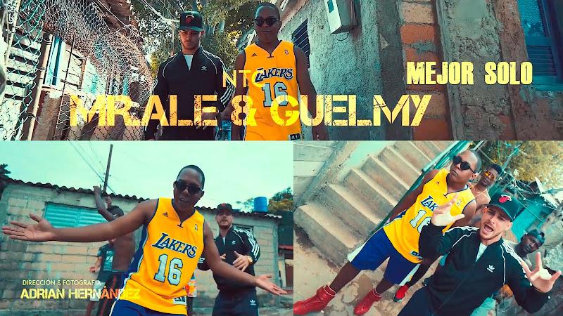 Mr. Ale & Guelmy - ¨Mejor solo¨ - Videoclip - Director: Adrián Hernández. Portal del Vídeo Clip Cubano