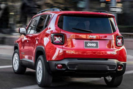 2017 Jeep Renegade Redesign