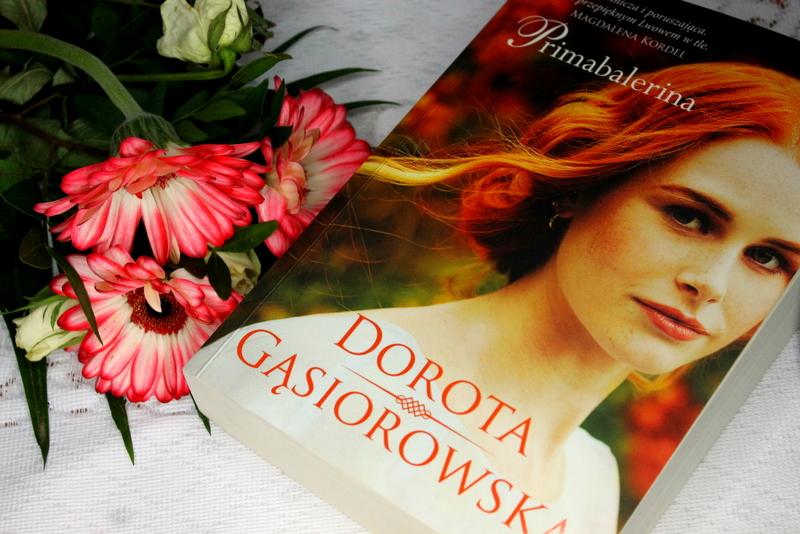 Primabalerina Dorota Gąsiorowska