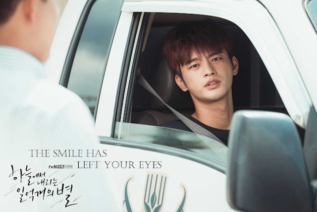 Sinopsis Drama The Smile Has Left Your Eyes Episode 1-16 (Lengkap)