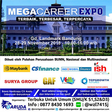 Job Fair Mega Career Expo Bandung