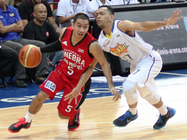 Ginebra vs Talk n Text Full Game Replay Dec 20, 2015 ~ PBA FULL REPLAY