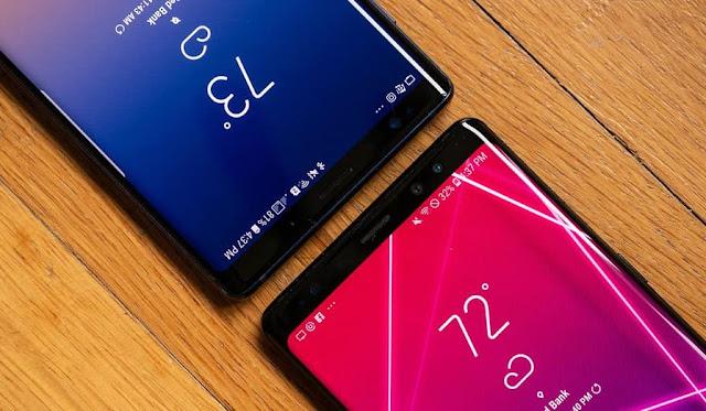 سامسونج تكشف عن مواعيد إطلاق تحديث Android Pie لهواتف جالكسي