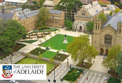 beasiswa kuliah s1 australia university of adelaide
