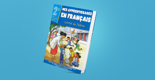 mes apprentissages en français
