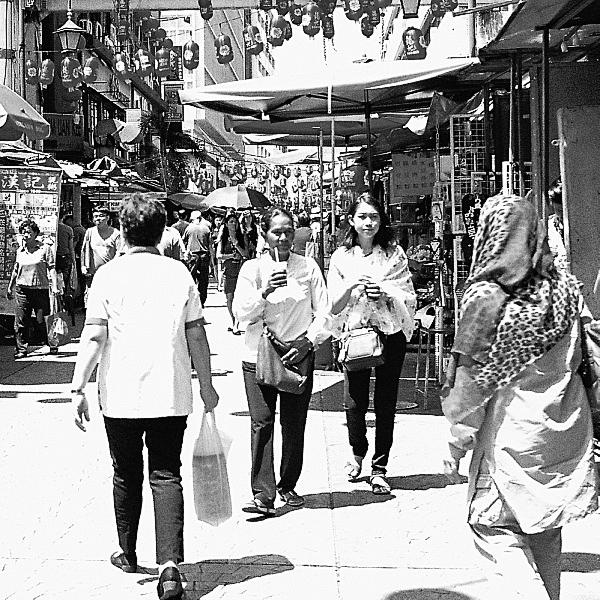 Pentax MX: Street Squares 04