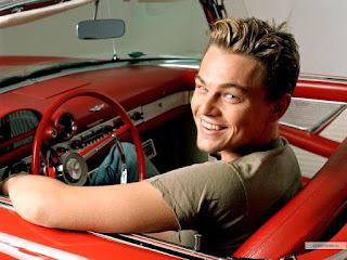 Leonardo DiCaprio hottest men
