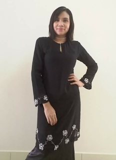 Miss Raya Glam ShareShare contest Qiya Saad
