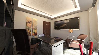 Tesla Study Room