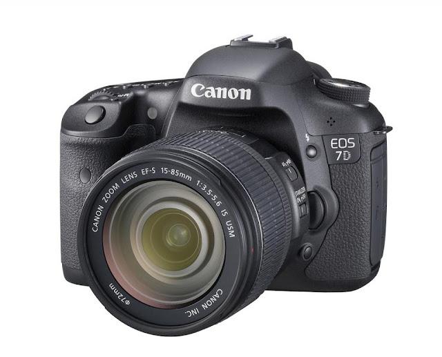 Canon 7D 韌體
