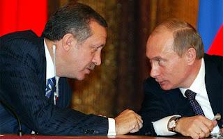 Με πολλά αγκάθια η ρωσοτουρκική συνεργασία