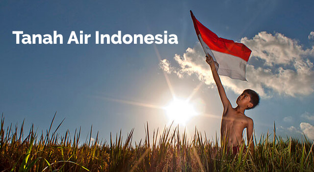 Tanah Air Indonesia