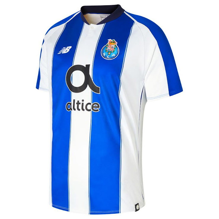 bfedb1fd35d New Balance Porto 2018-19 Home Strip. The new Porto 2018-19 home shirt is  traditional. FC Porto Home Shirt 2018-19. Buy now. Free UK shipping -  worldwide ...