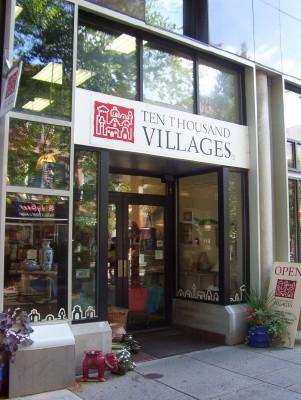 Boston Green Blog Ten Thousand Villages Fair Trade