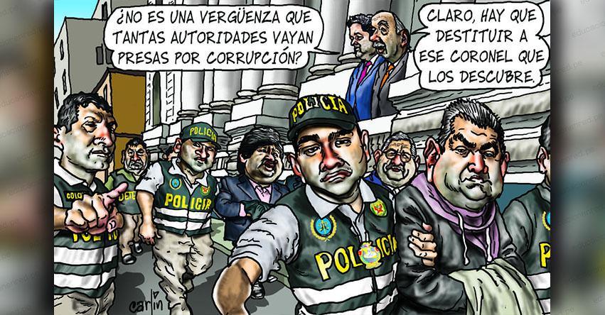 Carlincaturas Sábado 15 Diciembre 2018 - La República