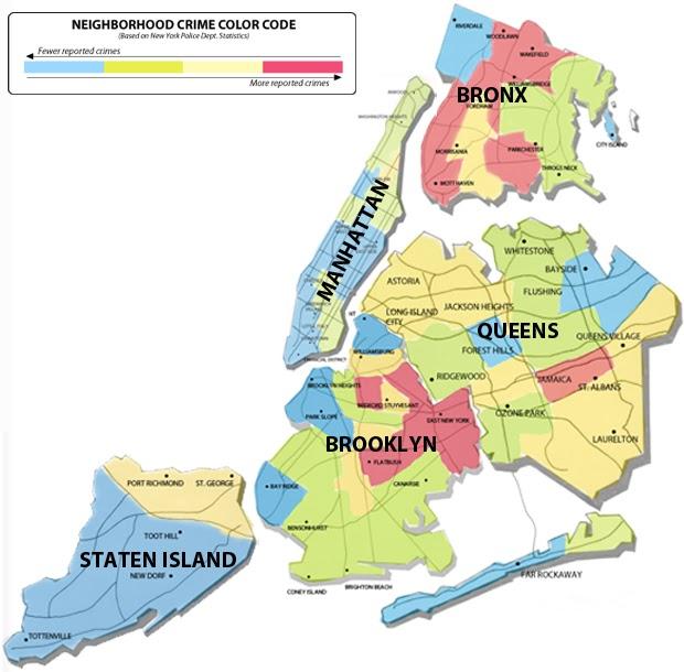 Map Of New York City Neighborhoods Manhattan.Random Notes Geographer At Large Unconventional Yet Informative