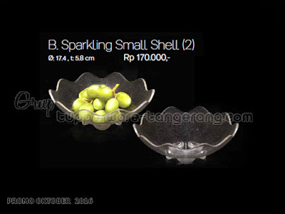 Sparkling Small Shell ~ Tupperware Promo Oktober 2016