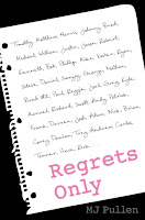 Review: Regrets Only by M.J. Pullen