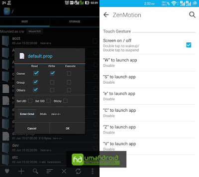 Tutorial ZenMotion ASUS Zenfone 5 Lollipop