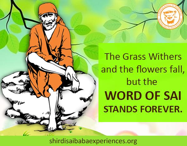 Shirdi Sai Baba Guides Towards Spiritual Upliftment - Experience of Jayanthi
