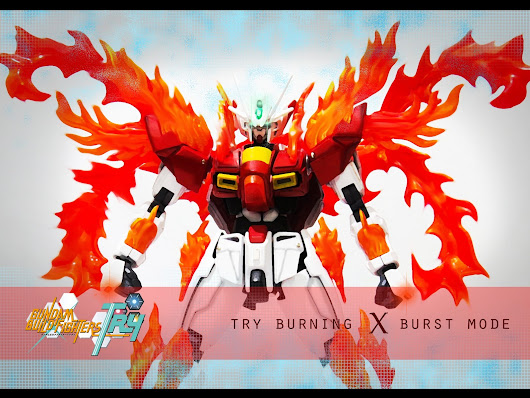 CUSTOM BUILD: TRY BURNING X BURST MODE