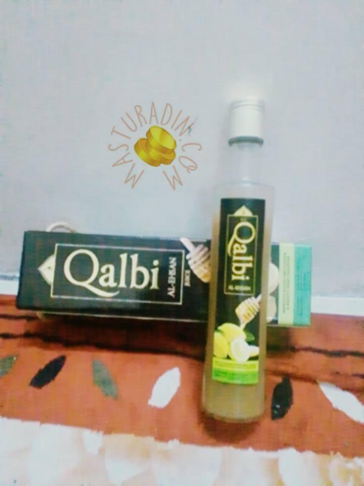 jus qalbi al-ehsan, harga, khasiat jus qalbi, jus mengurangkan kolestrol dalam badan