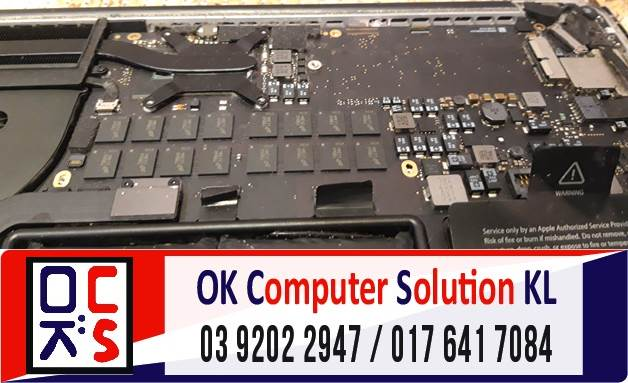 [SOLVED] SERVICE MACBOOK PRO A1502 | REPAIR LAPTOP CHERAS 3