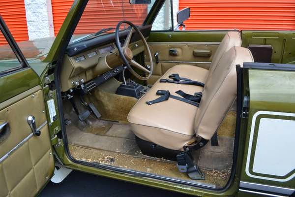 1973 International Harvester Scout II for Sale - 4x4 Cars
