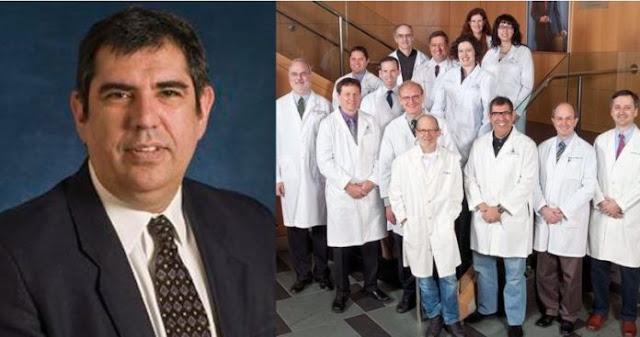 Έλληνας ογκολόγος έφτιαξε το πρώτο τεστ αίματος που ανιχνεύει 8 είδη καρκίνου ταυτόχρονα
