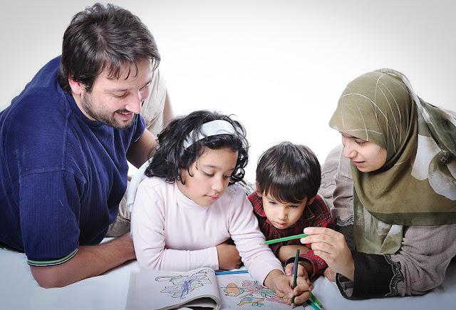Membangun Karakter Anak