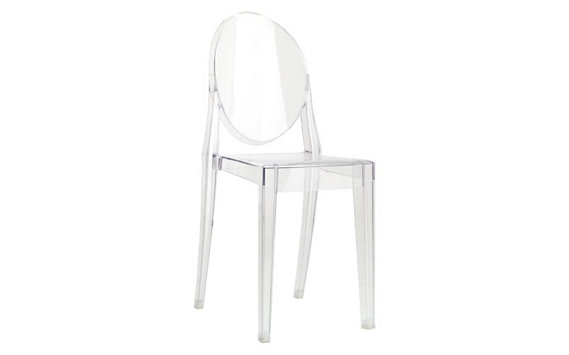 Copy Cat Chic: Victoria Ghost Chair