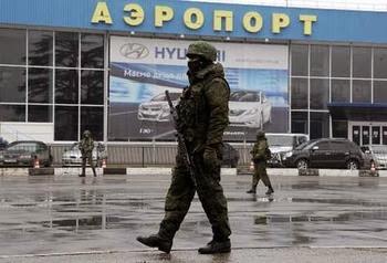 Rusia toma Crimea