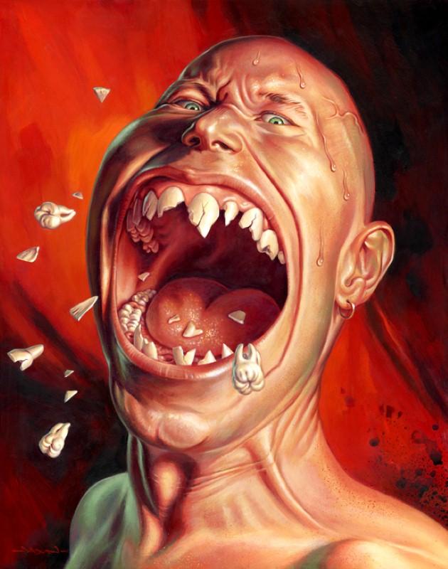 Нестрашные чудища Jason Edmiston 5