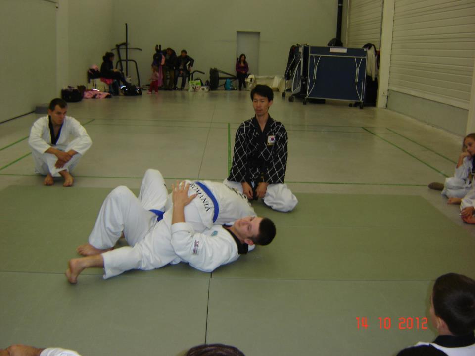 va ajuta taekwondo să piardă în greutate)
