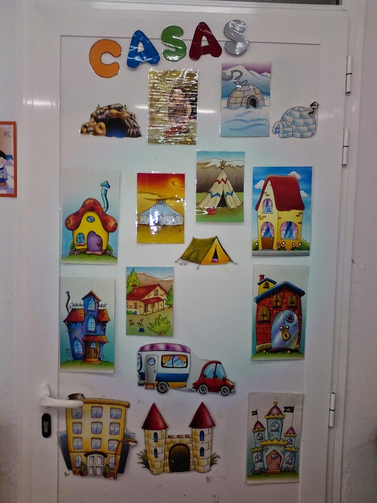 Mi blog de infantil 3 4 5 puertas decoradas for Puertas decoradas para el dia del libro