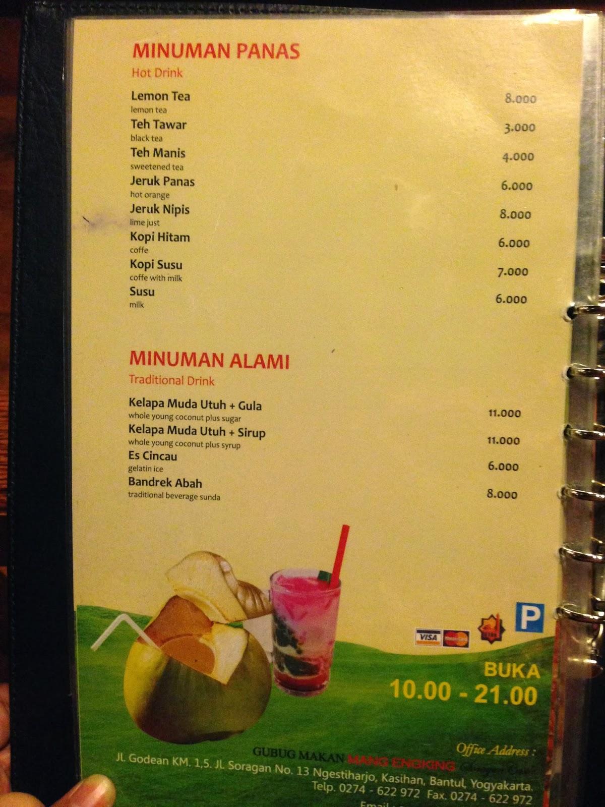 Mang Engking Godean : engking, godean, Still, Hungry:, Gubug, Makan, Engking, Yogyakarta