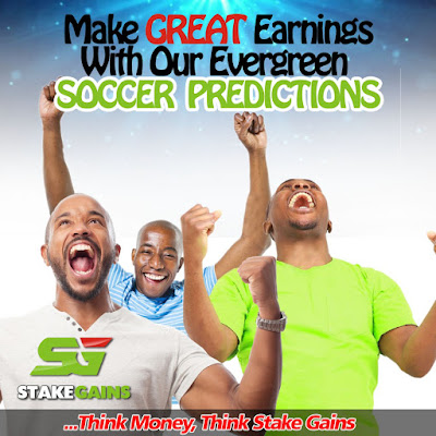 Much Anticipated Football Prediction Site Stakegains Finally Launched!