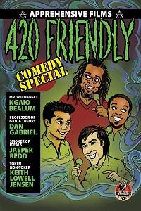 Watch 420 Friendly Comedy Special Online Free in HD