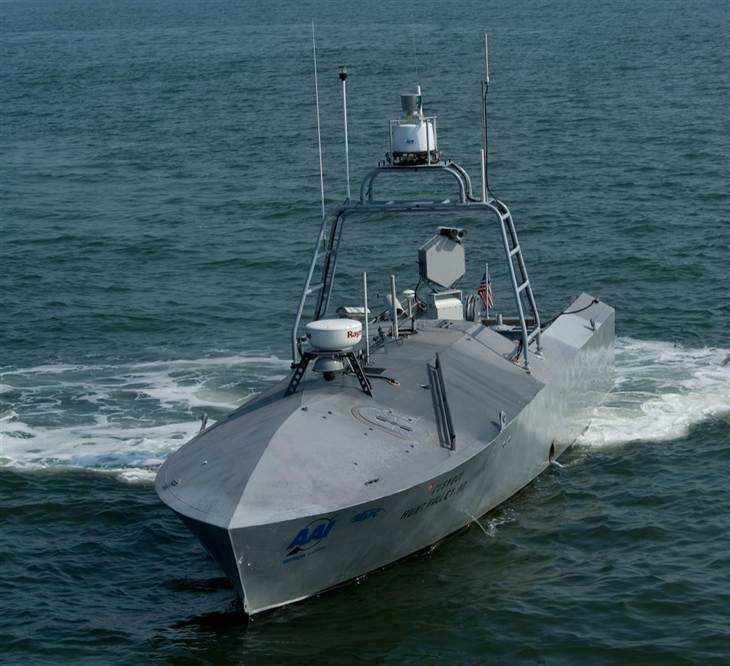War News Updates: Here Comes The U.S. Navy's Robot Boats