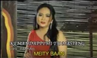 Lagu Toraja Terlama Kemandappi'mi Tu Masiang (Meity Baan)