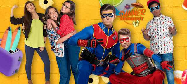 NickALive!: Nickelodeon UK Invites You to Hang with the Biggest Nick