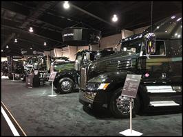 Western Star Trucks on display at Truck World 2018