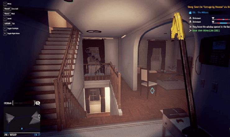 تحميل لعبة محاكى الحرامى Thief Simulator V1.07
