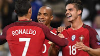 Kepulauan Faroe vs Portugal 0-6 Video Gol & Highlights